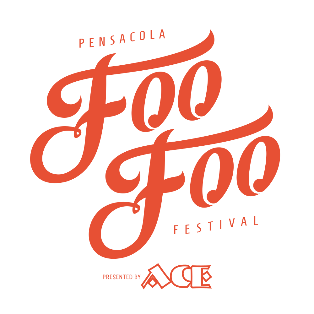 Pensacola Foo Foo Festival.  Presented by ACE