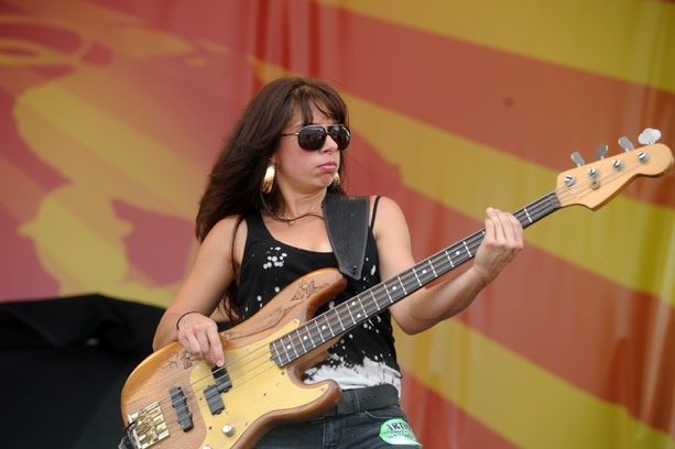 Cowboy Mouth At Vinyl Music Hall During Foo Foo Fest