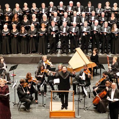 The Choral Society of Pensacola: Made in America