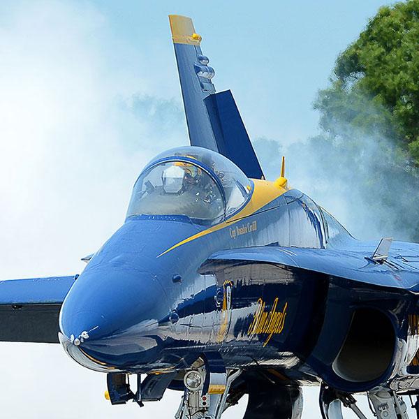 U.S. Navy Blue Angels Homecoming Airshow at NAS Pensacola (Day 2)