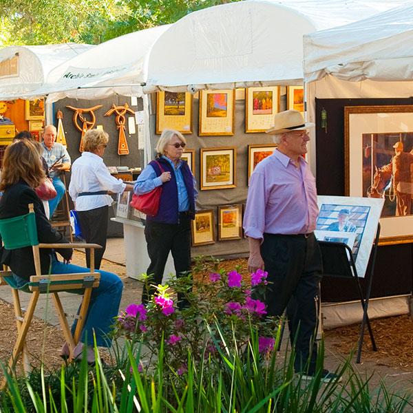 Great Gulfcoast Arts Festival Day 1