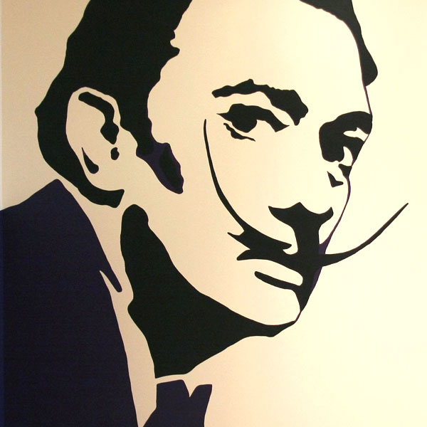 Controversial Lines: Late Prints by Salvador Dali - Foo Foo Festival