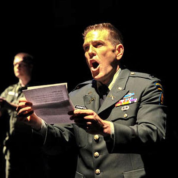 Pensacola Opera presents, Glory Denied