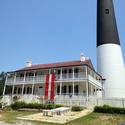 Grand opening of the historic Pensacola Lighthouse Museum
