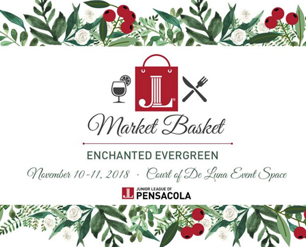 MARKET BASKET – ENCHANTED EVERGREEN