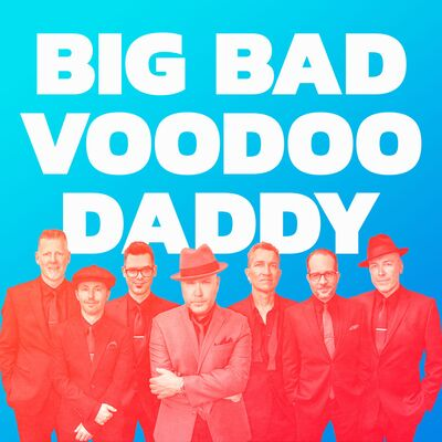 Jazz Pensacola-Big Bad Voodoo Daddy-Foo Foo Festival 2019