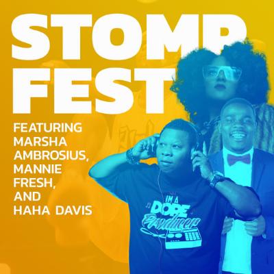 StompFest 2019-Pensacola Bay Center-Manny Fresh-Marsha Ambrosius-HaHa Davis