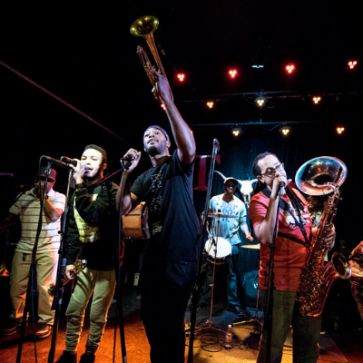 Jazz for Justice-Foo Foo Festival 2019-Rebirth Brass Band-New Orleans Second Line-Jazz