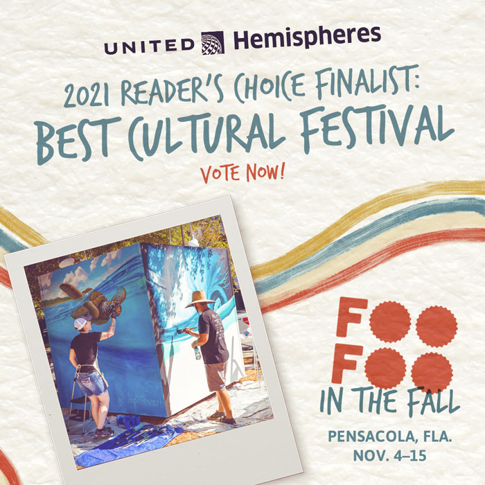 United Airlines Readers Choice Finalist 2021 Best Cultural Festival