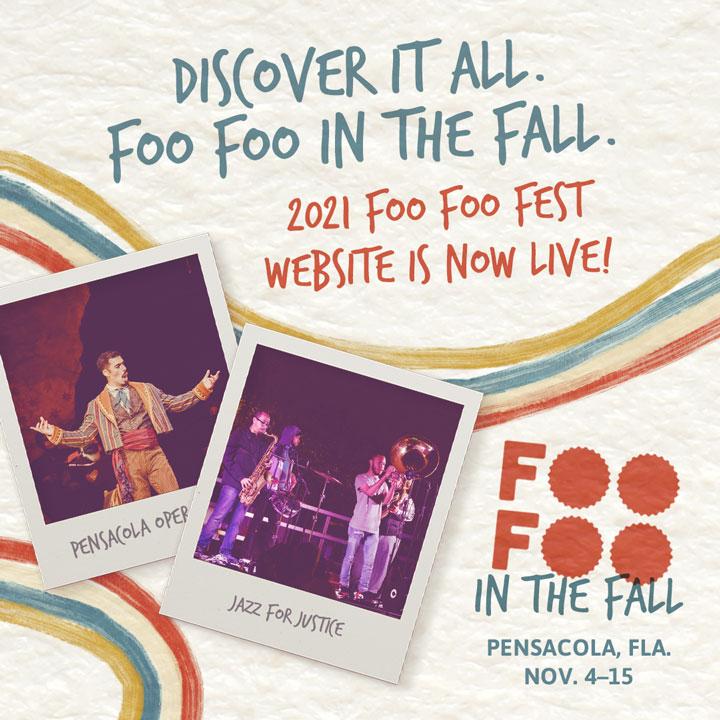 Foo Foo Fest announces 2021 website is now live!