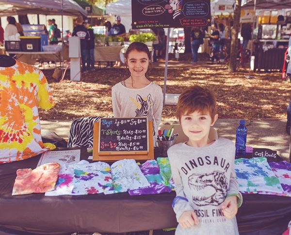 Pensacola Children's Business Fair joins Foo Foo Fest in 2021 once again.