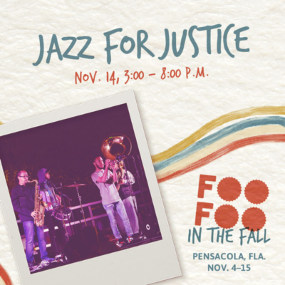 Jazz for Justice news blog post featuring 2019 headliner Rebirth Brass Band