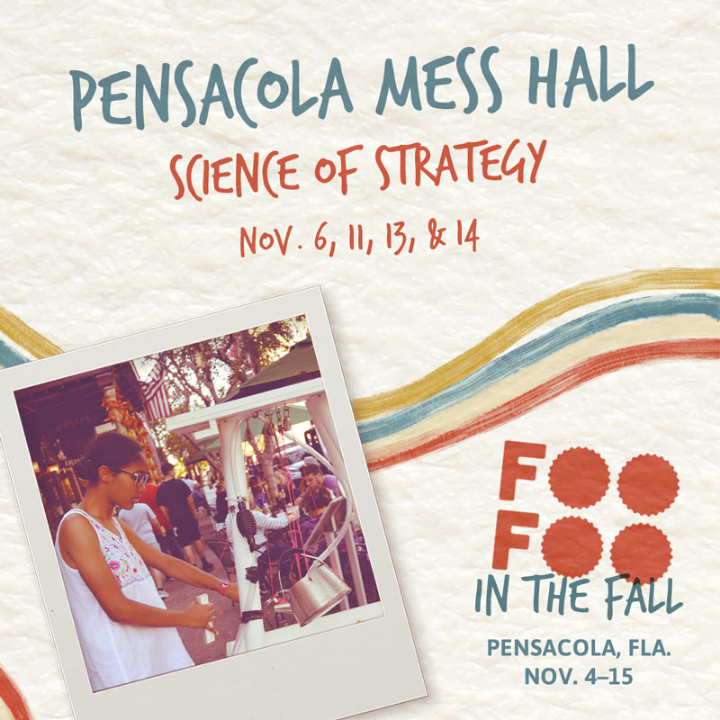 Pensacola MESS Hall joins Foo Foo Fest for another year