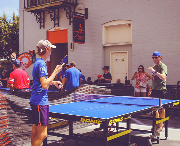 Ping pong of palafox competitors outside of zarzaur law