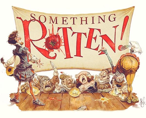 Something Rotten performance