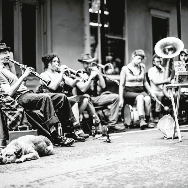 New Orleans band tuba skinny co-headliner for Jazz for Justice 2021